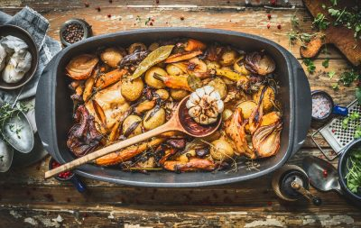 Traditional French Dishes Perfect for the Holidays