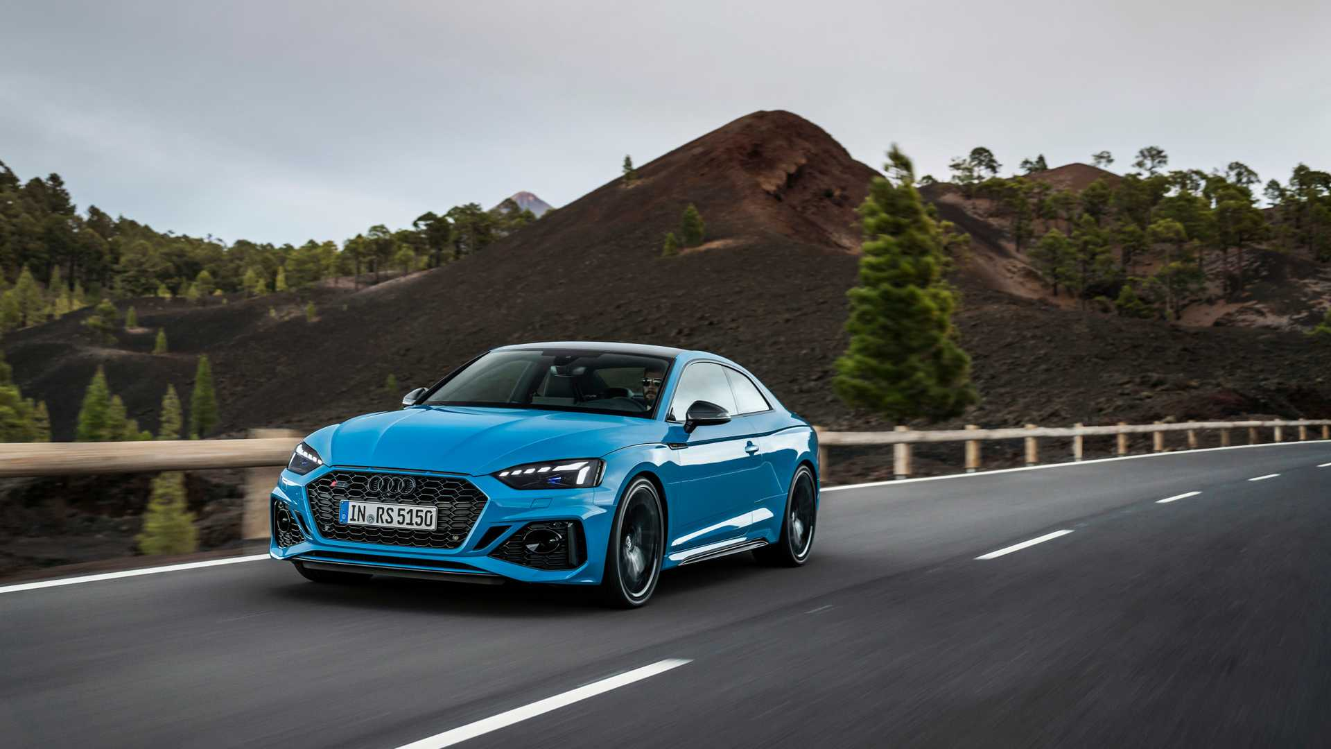 The Audi RS5 Coupe 2020 Gets New Look, Same Power