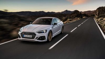 The Audi RS5 Coupe 2020 Gets New Look