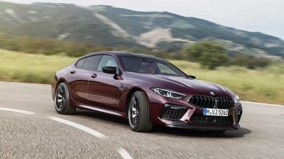 The BMW M8 Gran Coupe is the Ultimate Weapon