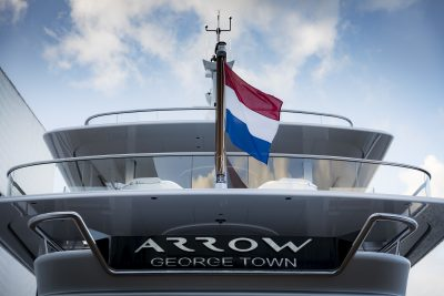 Feadship Delivers A 75M Superyacht Called Arrow