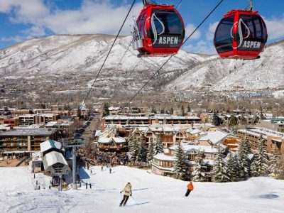 Aspen, Colorado Appears to be the Destination of Choice for 2020