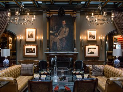 Design to Live By – Hotel Jerome, an Auberge Resort