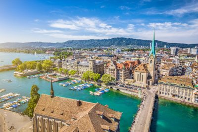 A $134M Building in Zurich Sells Via Cryptocurrency