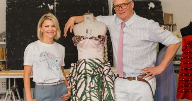 Giles Deacon – The Latest Edition of British Couture