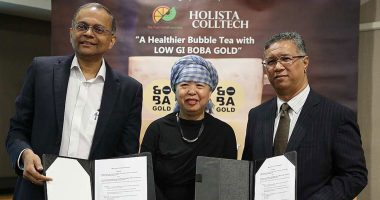 Holista Colltech (ASX:HCT) - Managing Director, Dr Rajen Manicka (Left) - The Market Herald