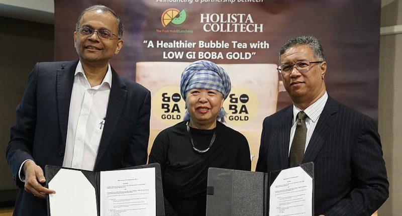 Holista Colltech (ASX:HCT) - Managing Director, Dr Rajen Manicka (Left) - The Market Herald
