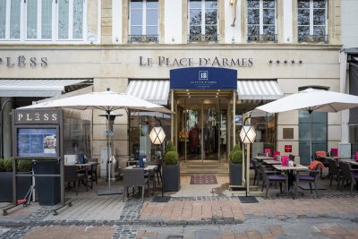 Experience Le Place d'Armes Luxembourg