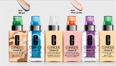 Identify Your Skin Type With Clinique's ID Range