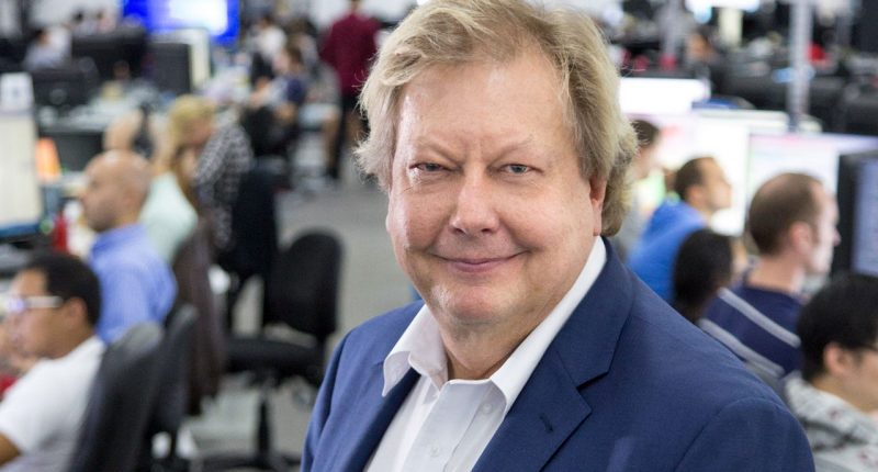 WiseTech Global (ASX:WTC) - Executive Director & CEO, Richard White