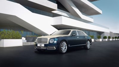 The Bentley Mulsanne Is Power With True Potential
