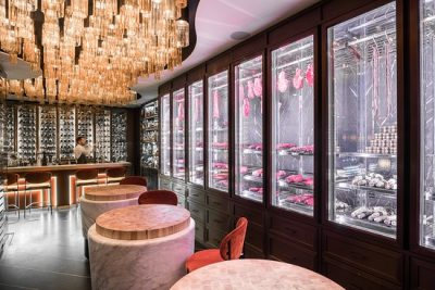 A Glimpse Inside the Modern Beefbar, Monaco