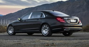 Mercedes-Maybach S 650 Takes Driving To New Heights