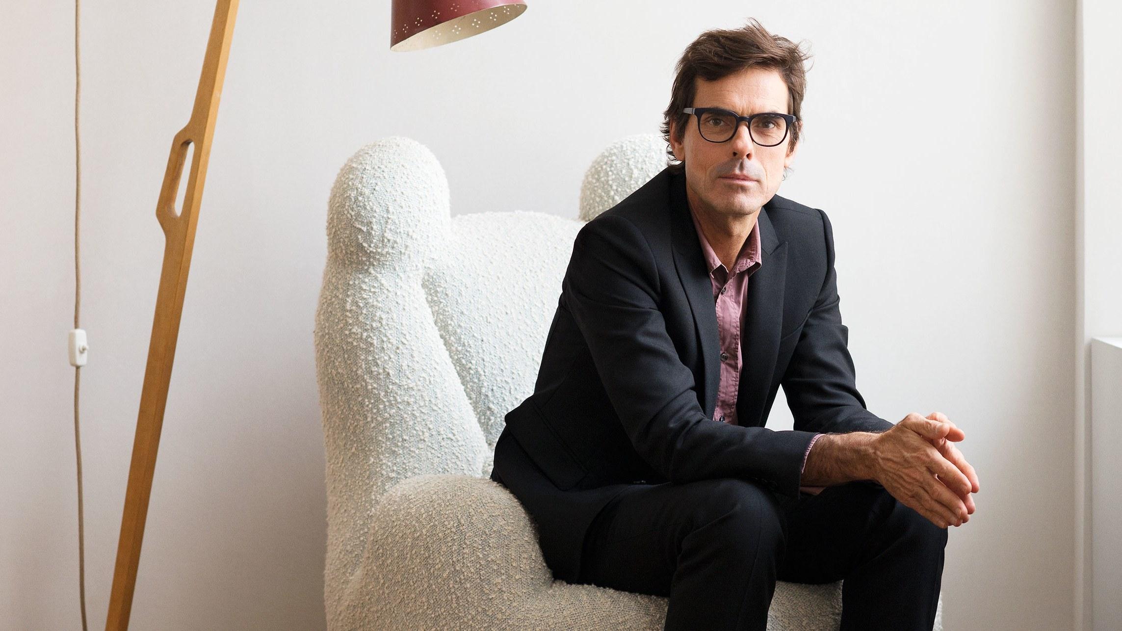Inside The Chic Mind of Parisian Designer, Pierre Yovanovitch