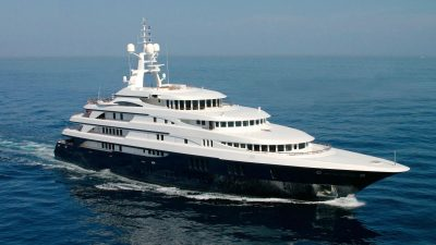 The Freedom Yacht is A Dream For Every Person Seeking Luxury