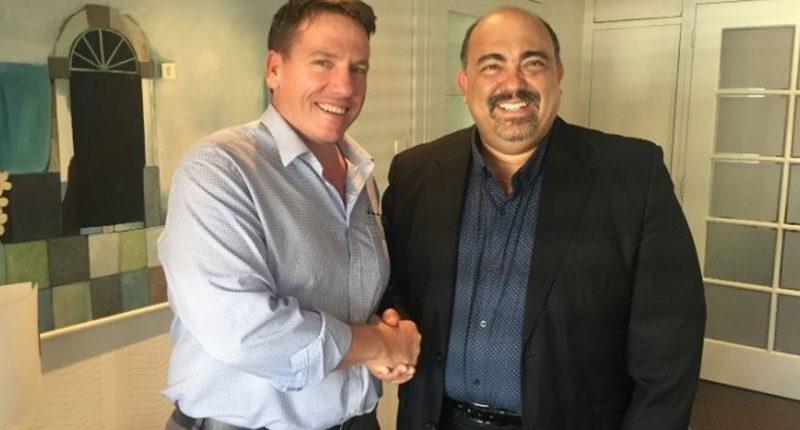 Inventis (ASX:IVT) - Managing Director, Anthony Mankarios (right) - The Market Herald