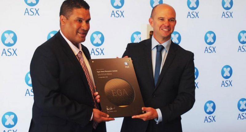 Anglo Australian Resources (ASX:AAR) - Managing Director, Marc Ducler (right) - The Market Herald