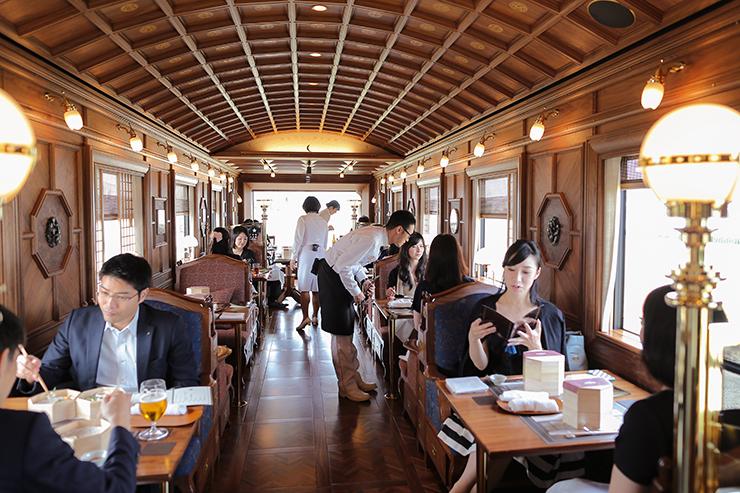 Cruise Train Seven Stars, Japan