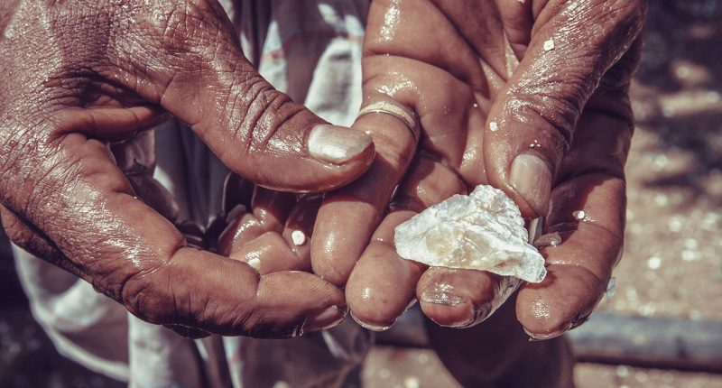 Lucapa Diamond Company's (ASX:LOM) operations impacted by South Africa's 21-day lockdown