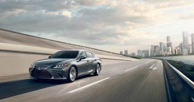 2020 Lexus ES 300h – the Best Friend of Global Air Pollution
