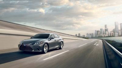 2020 Lexus ES 300h – the Best Friend of Global Air Pollution