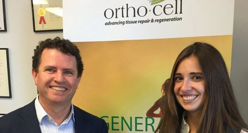 Orthocell (ASX:OCC) - Managing Director, Paul Anderson (left) - The Market Herald