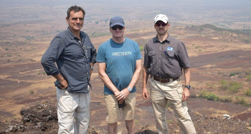 Pensana Rare Earths (ASX:PM8) - CEO, Tim George (left) - The Market Herald