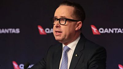 Qantas (ASX:QAN) - CEO, Alan Joyce - The Market Herald
