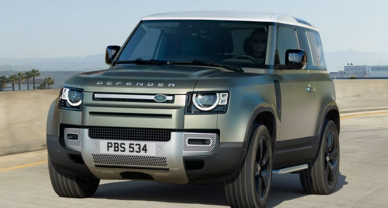 The Land Rover Defender – Built For Any Terrain
