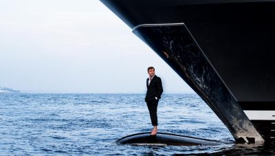 Meet The Master of Superyacht Design: Espen Oeino