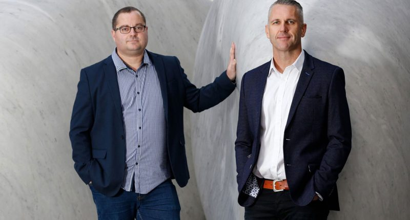 The GO2 People (ASX:GO2) - Co Founders, Billy Ferreira (left), Paul Goldfinch (right)