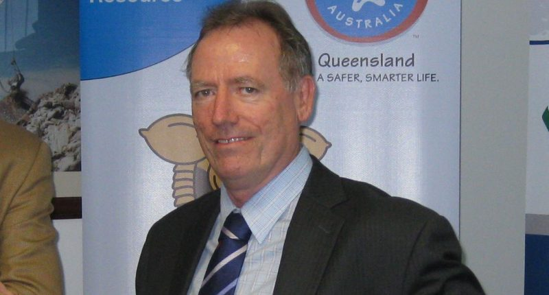 Stanmore Coal (ASX:SMR) - Chairman, Stewart Butel