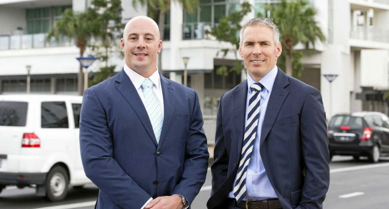 Locality Planning Energy (ASX:LPE) - CEO, Damien Glanville (Right)