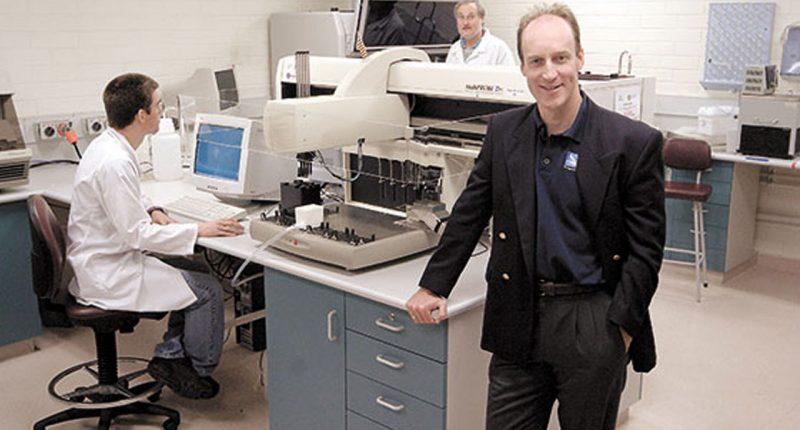 Proteomics International Laboratories (ASX:PIQ) - Managing Director, Dr Richard Lipscombe