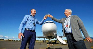 Alliance Aviation Services (ASX:AQZ) - Non Executive Chairman, Stephen Padgett (Right) - The Market Herald