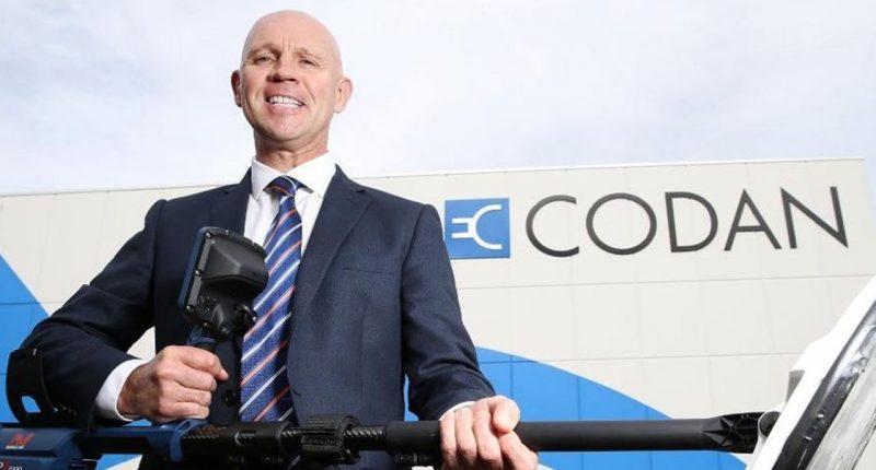 Codan (ASX:CDA) - CEO, Donald McGurk