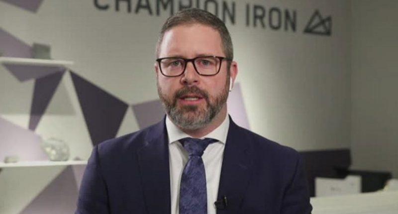 Champion Iron (ASX:CIA) - CEO, David Cataford