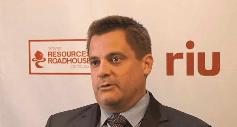 Exore Resources (ASX:ERX) - Managing Director, Justin Tremaine