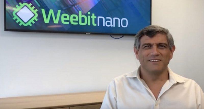 Weebit Nano (ASX:WBT) - CEO, Coby Hanoch - The Market Herald