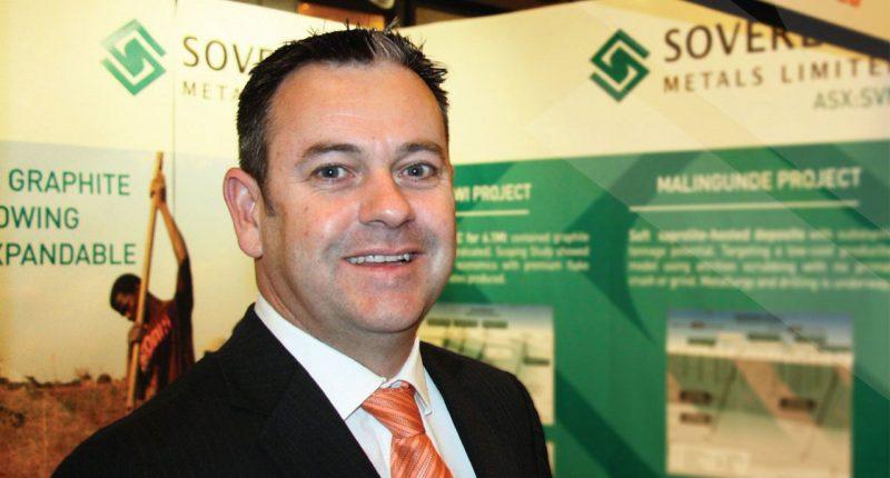 Sovereign Metals (ASX:SVM) - Managing Director, Dr Julians Stephens