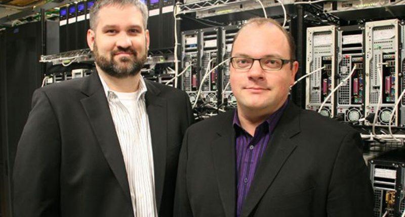 Buddy Technologies (ASX:BUD) - Co founder & CEO, David McLauchlan (right) Co founder, Jeffrey MacDuff (left) - The Market Herald