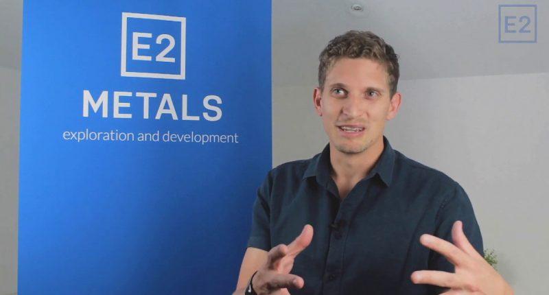 E2 Metals (ASX:E2M) - Managing Director, Todd Williams