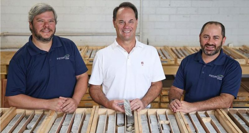 Piedmont Lithium (ASX:PLL) - Managing Director & CEO, Keith D Phillips (centre)