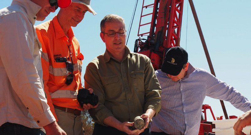 St George Mining (ASX:SGQ) - Executive Chairman, John Prineas
