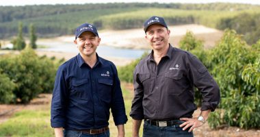 Alterra (ASX:1AG) - Managing Director, Oliver Barnes (left) & Executive Director, Andrew McBain (right) - The Market Herald