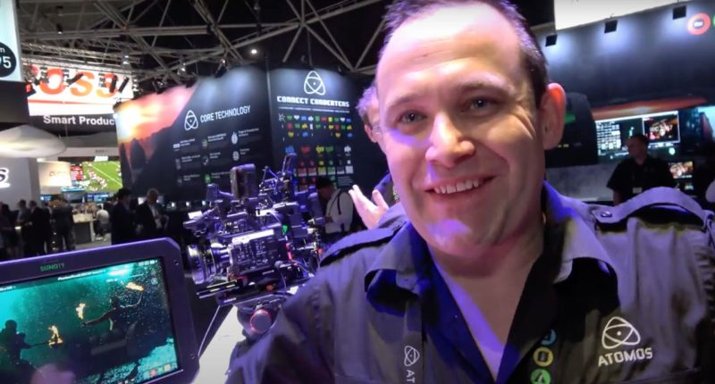 Atomos (ASX:AMS) - Executive Director, Co-Founder & CEO, Jeromy Young - The Market Herald