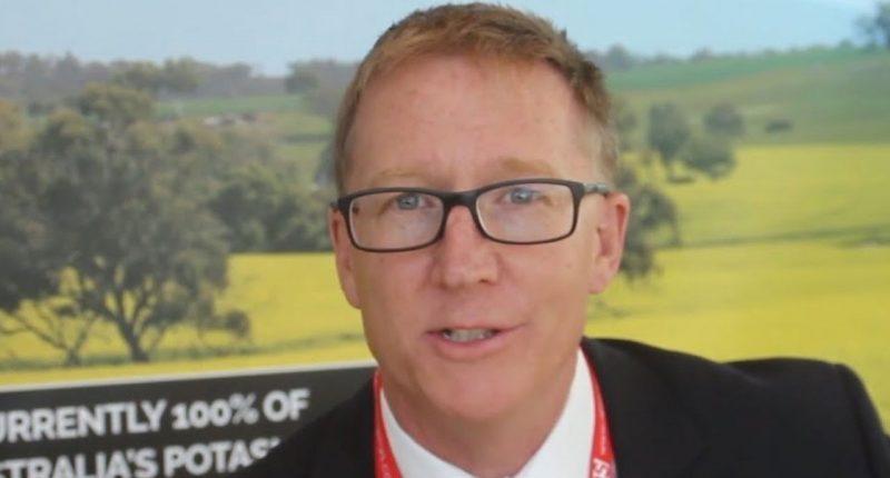 Australian Potash (ASX:APC) - Managing Director & CEO, Matt Shackleton