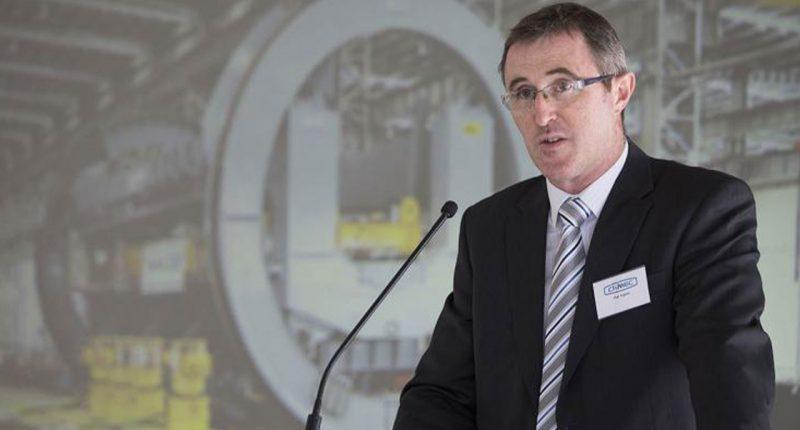 Civmec (ASX:CVL) - CEO, Patrick Tallon