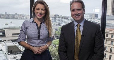 Cyclopharm (ASX:CYC) - Managing Director and CEO, James McBrayer (right) - The Market Herald