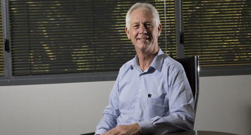GR Engineering Services (ASX:GNR) - Managing Director, Geoff Jones